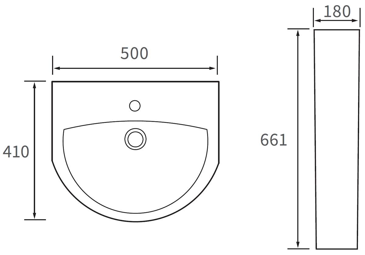 Technical drawing B3-11084 / DIPBP1026