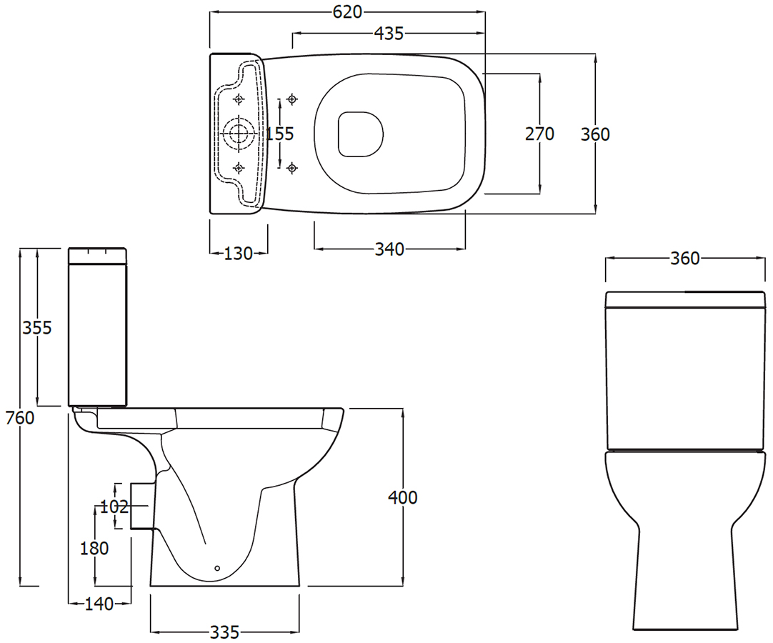 Technical drawing B3-16078 / EC6005
