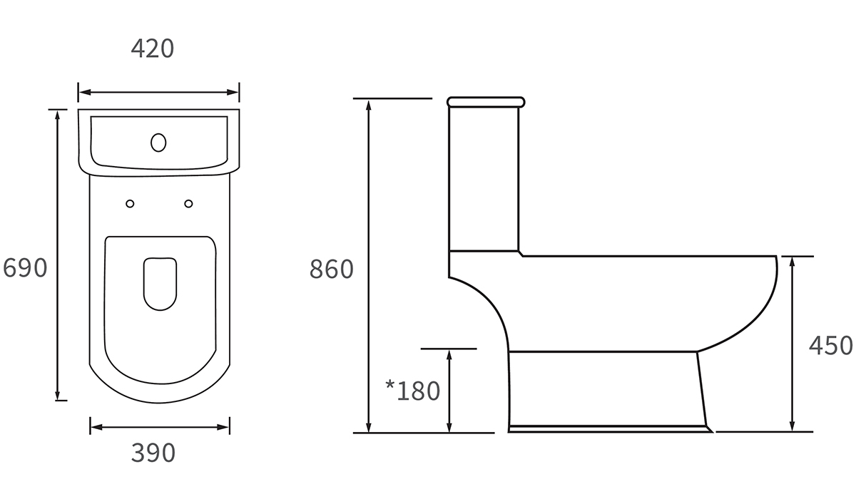 Technical drawing B3-11094 / DIPTP0098