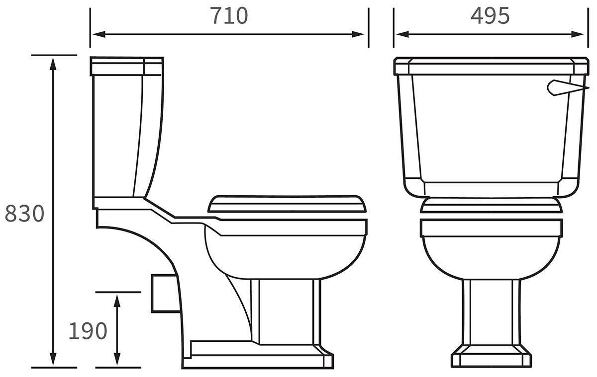 Technical drawing B3-11144 / DIPTP0074