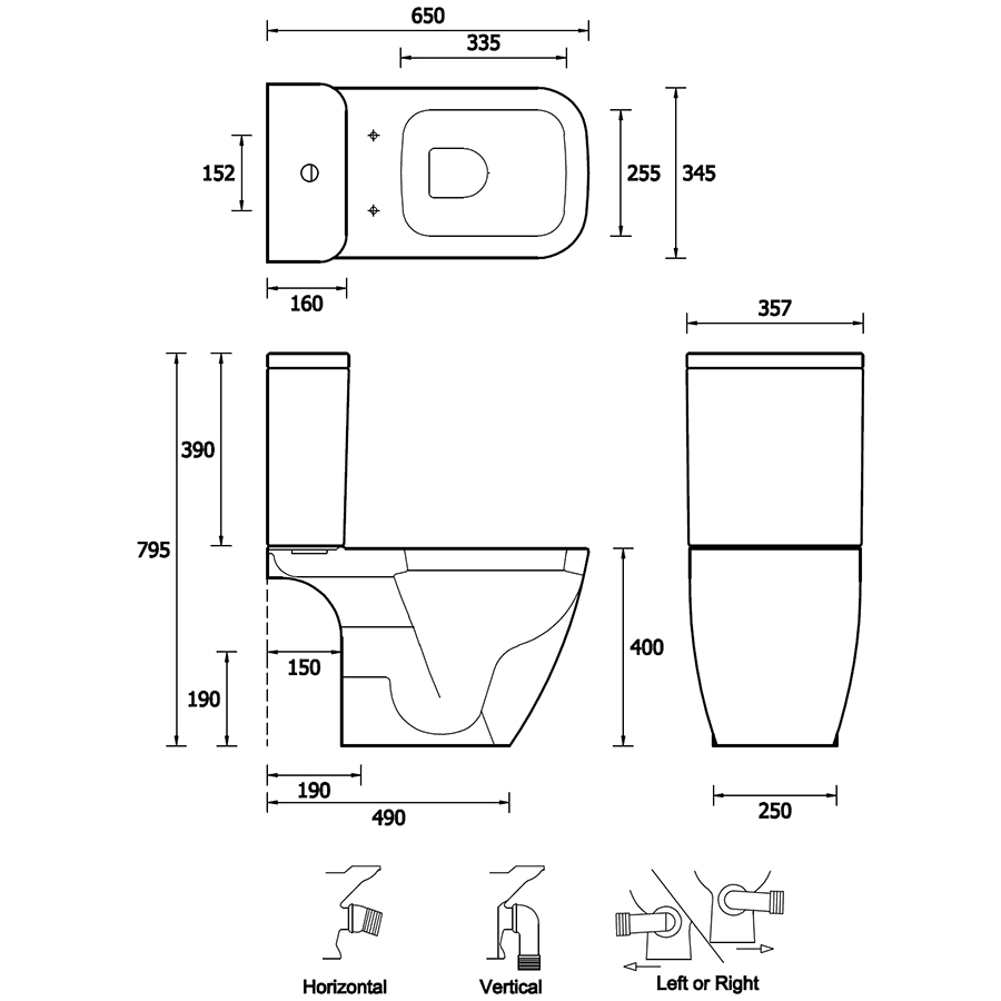 Technical drawing B3-16086 / EC4003