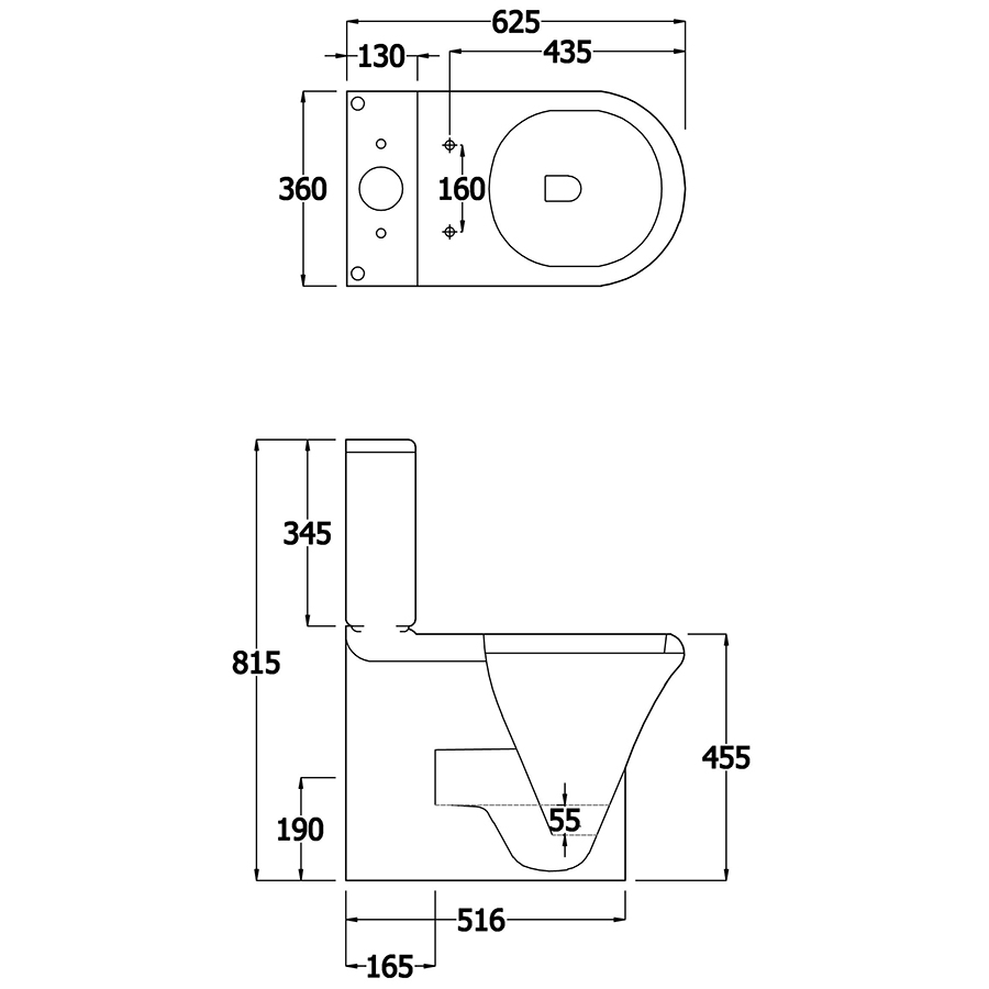 Technical drawing B3-15122 / EC1014