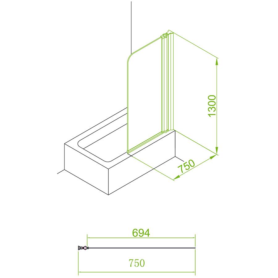 Technical drawing B3-16059 / EB301