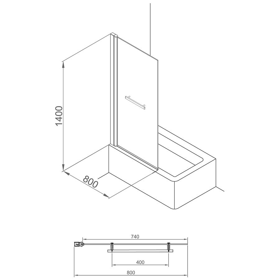 Technical drawing B3-16061 / EB303