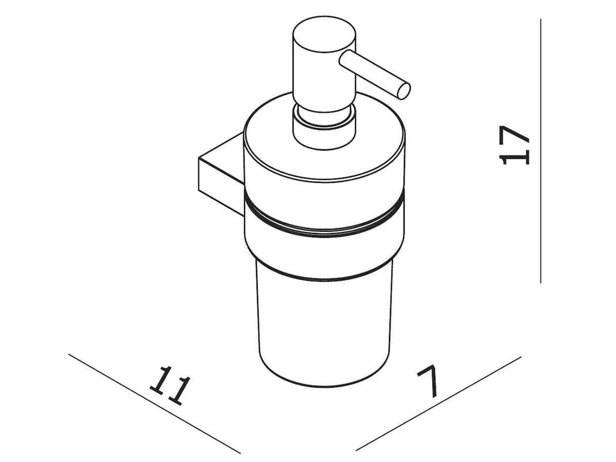 Technical drawing B3-15028 / EA28021