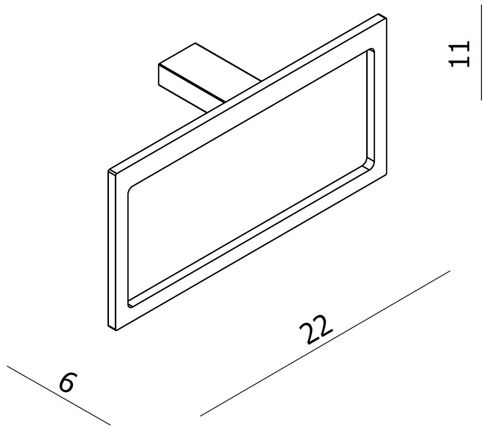 Technical drawing B3-16023 / EA31038
