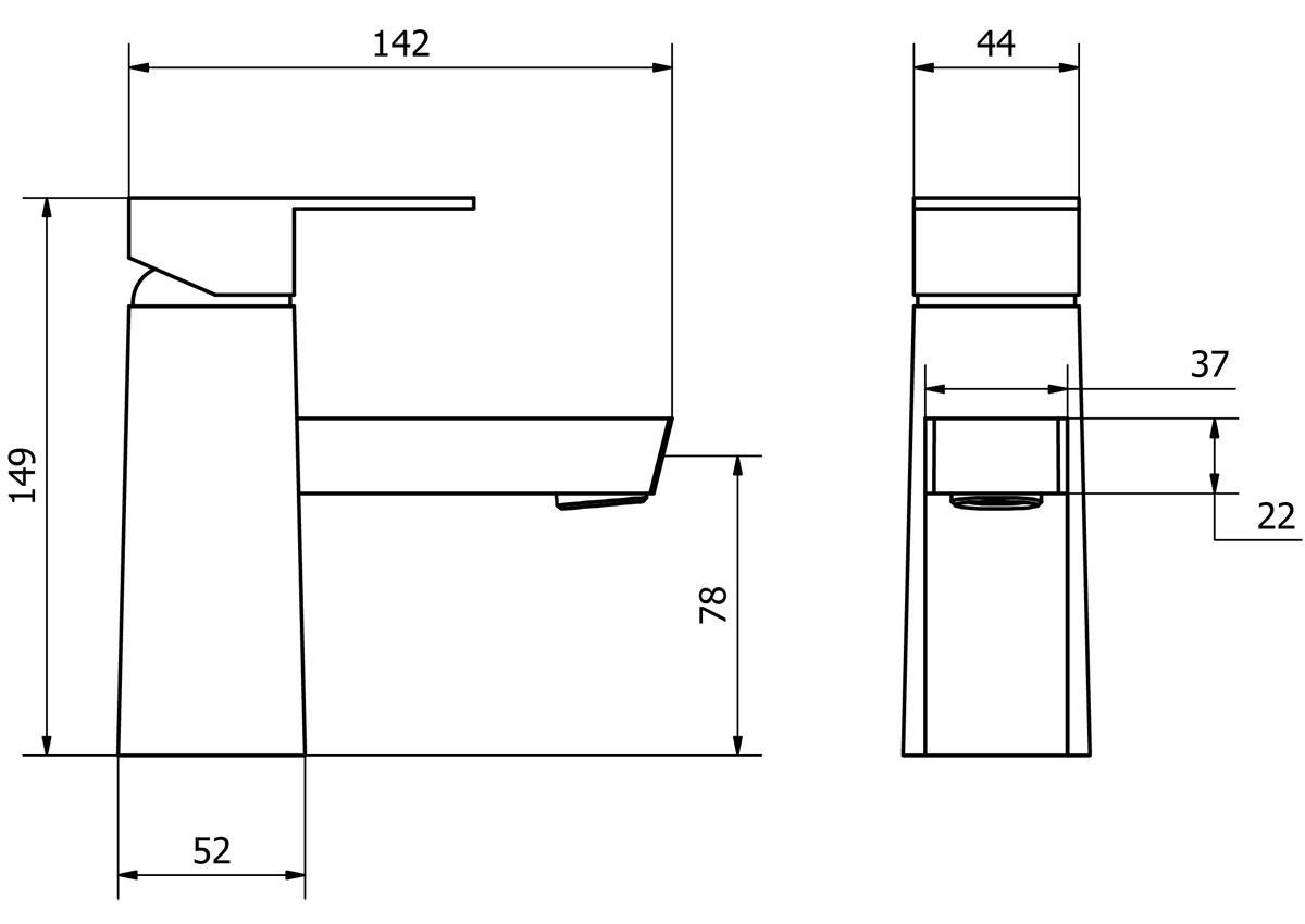 Technical drawing B3-15175 / CAR001