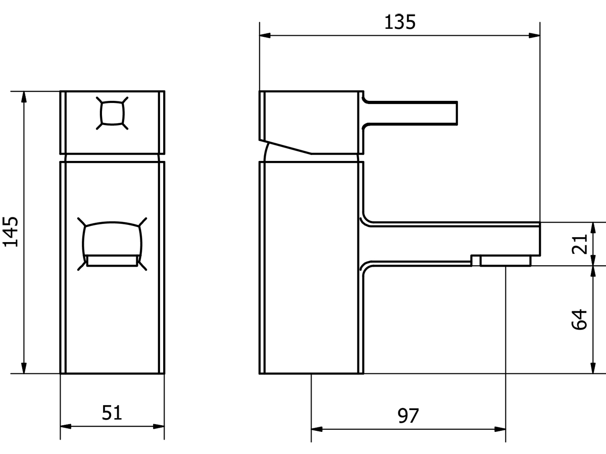 Technical drawing B3-15181 / NER001
