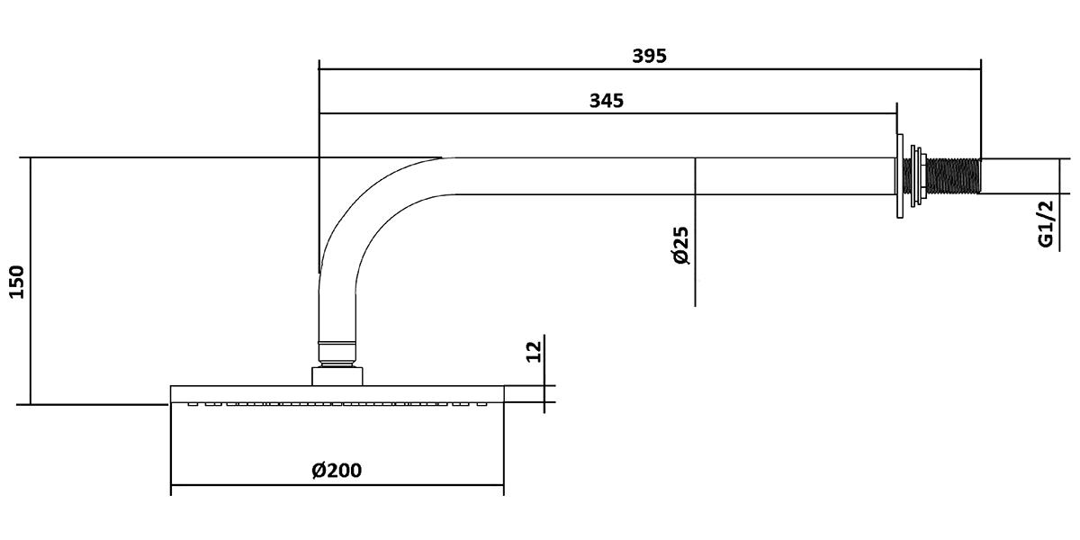 Technical drawing B3-11147 / RDH22