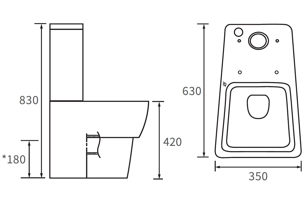 Technical drawing B3-12034 / DIPTP0092