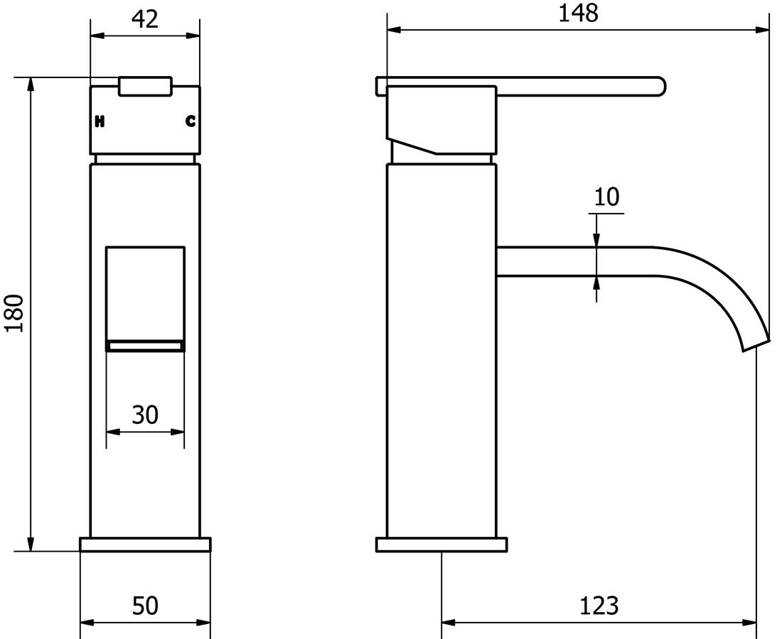 Technical drawing B3-15198 / EPI001