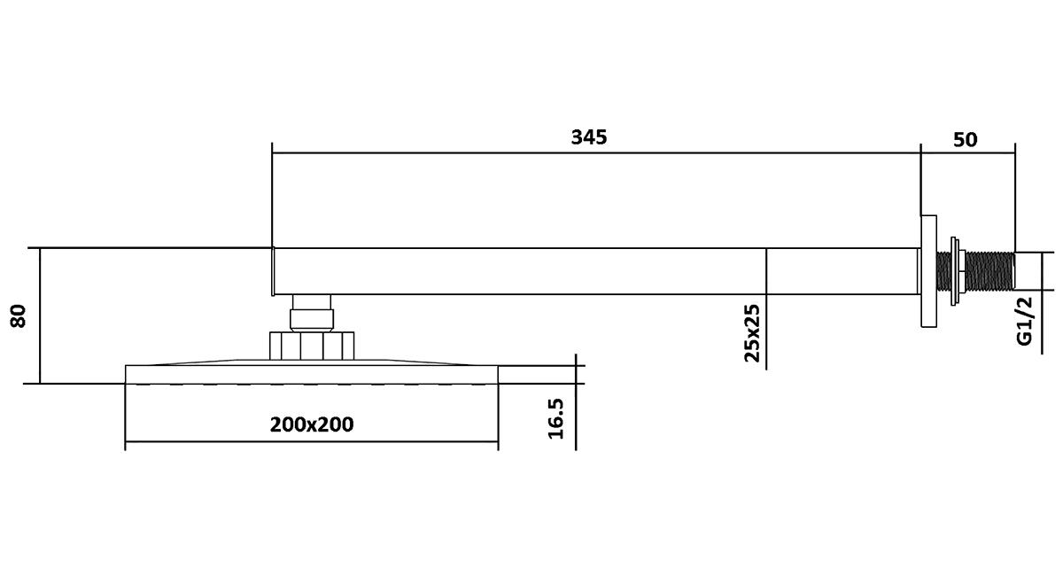Technical drawing B3-11149 / SQH22