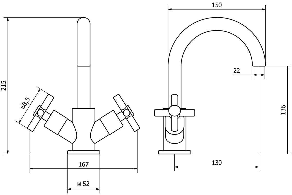 Technical drawing B3-15190 / DUN001