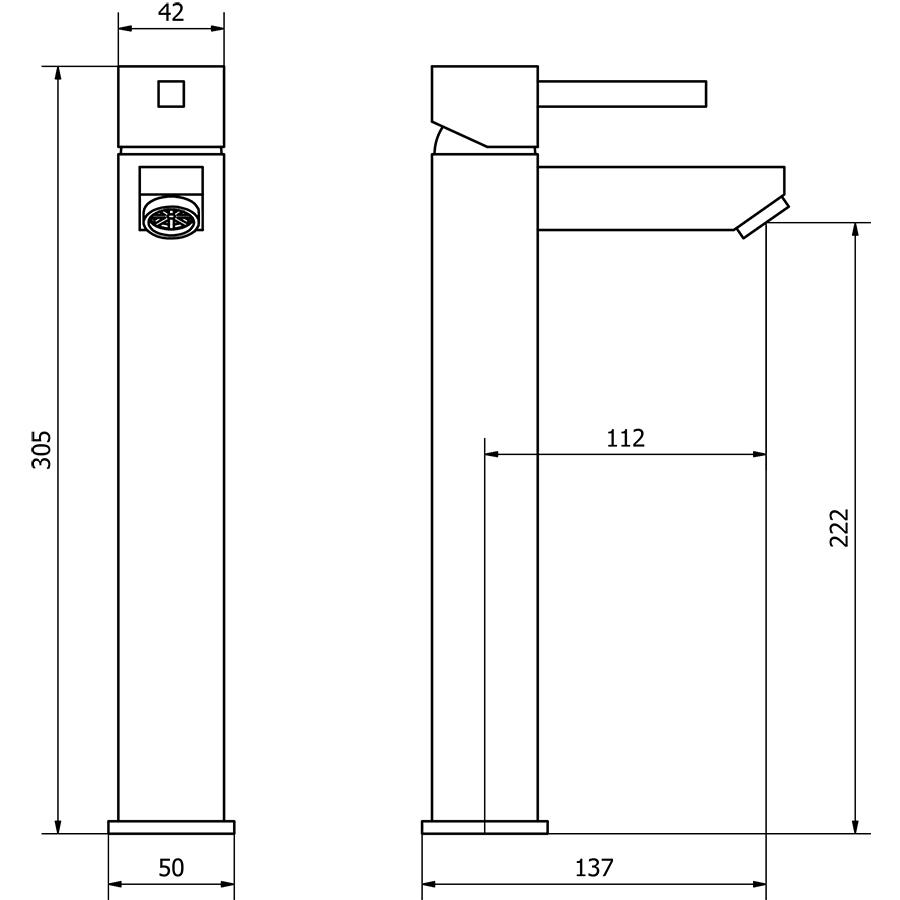 Technical drawing B3-15194 / EMP004