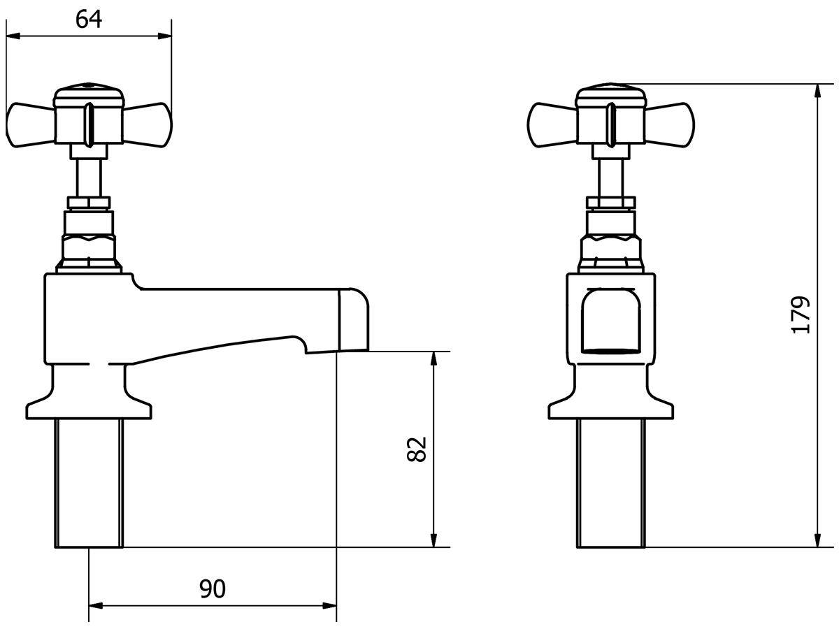 Technical drawing B3-14126 / TIM005