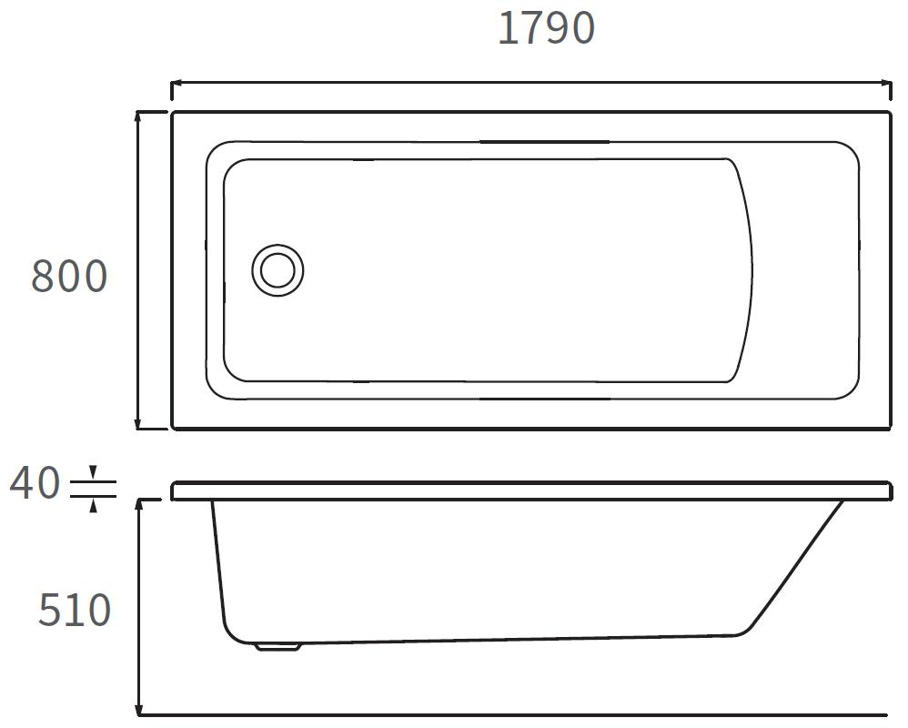 Technical drawing B3-10132 / DIBR0042