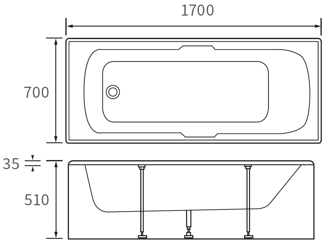Technical drawing B3-10094 / DIBR0030