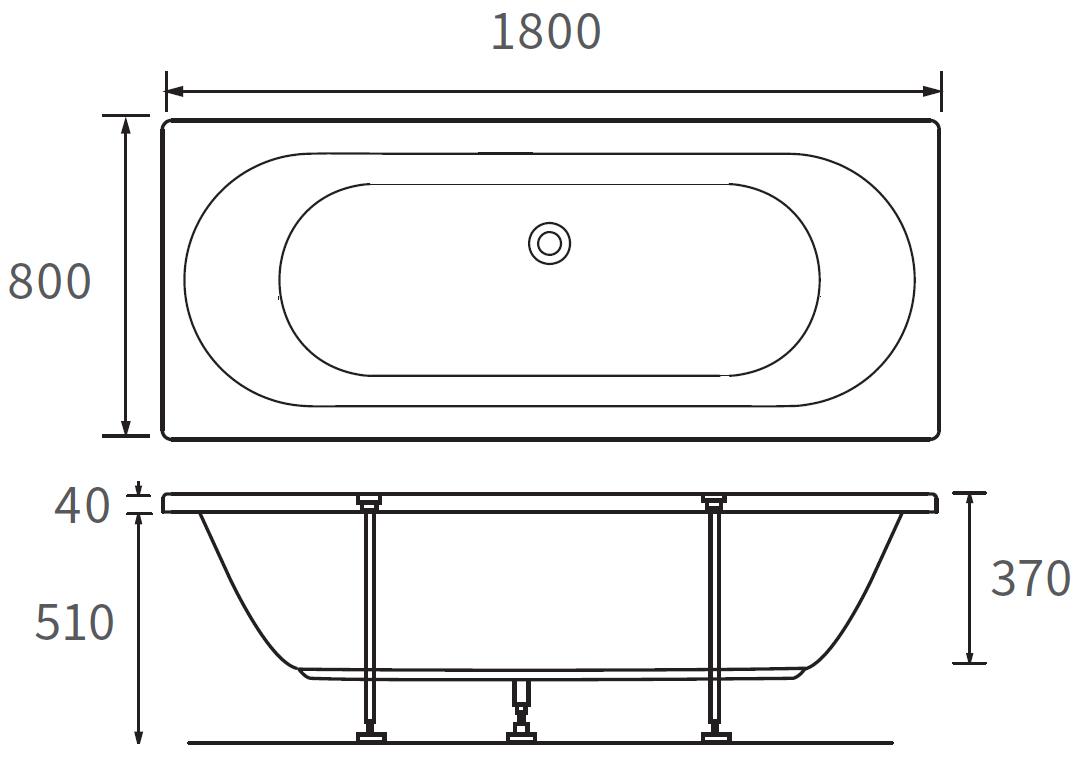 Technical drawing B3-10167 / DIBR0072