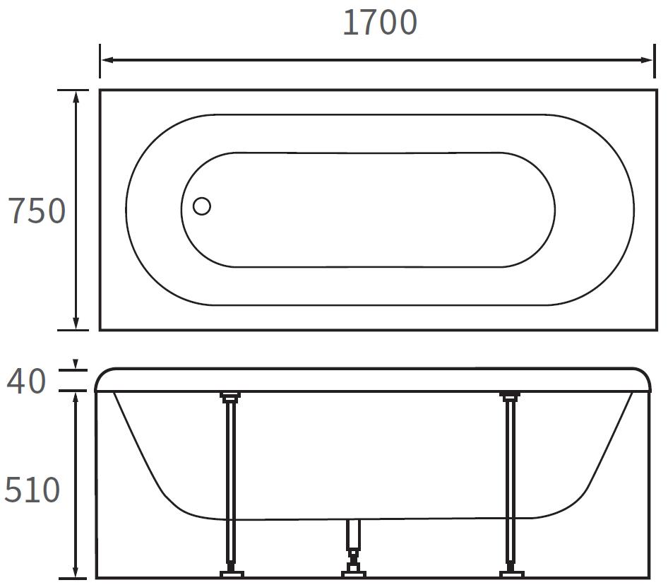 Technical drawing B3-10108 / DIBR0048