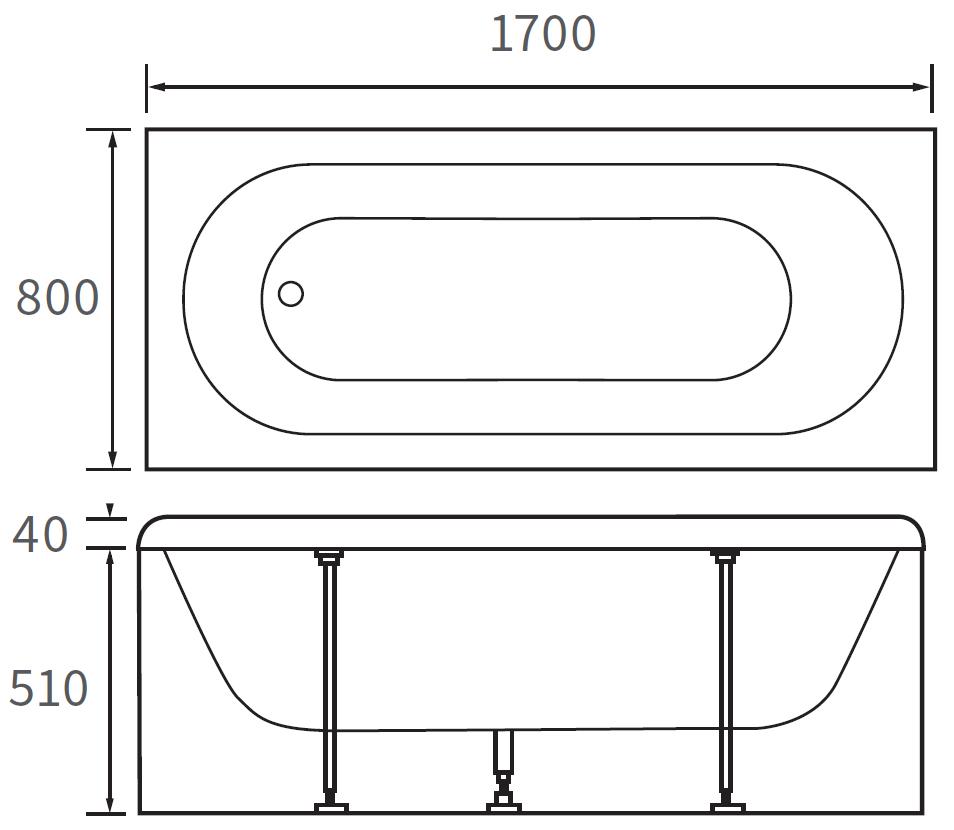 Technical drawing B3-10112 / DIBR0048