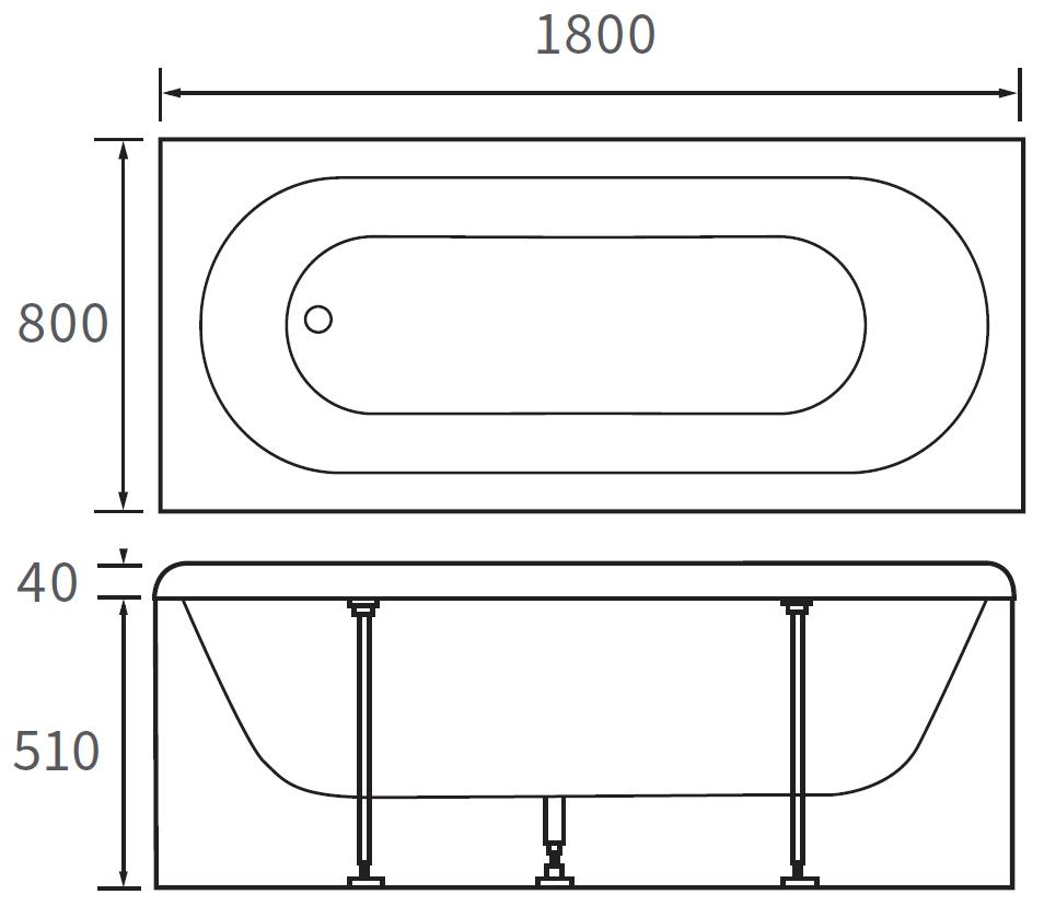 Technical drawing B3-10104 / DIBR0052
