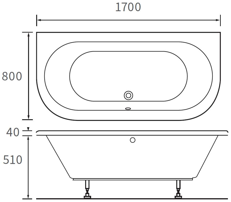 Technical drawing B3-10118 / DIBR0006
