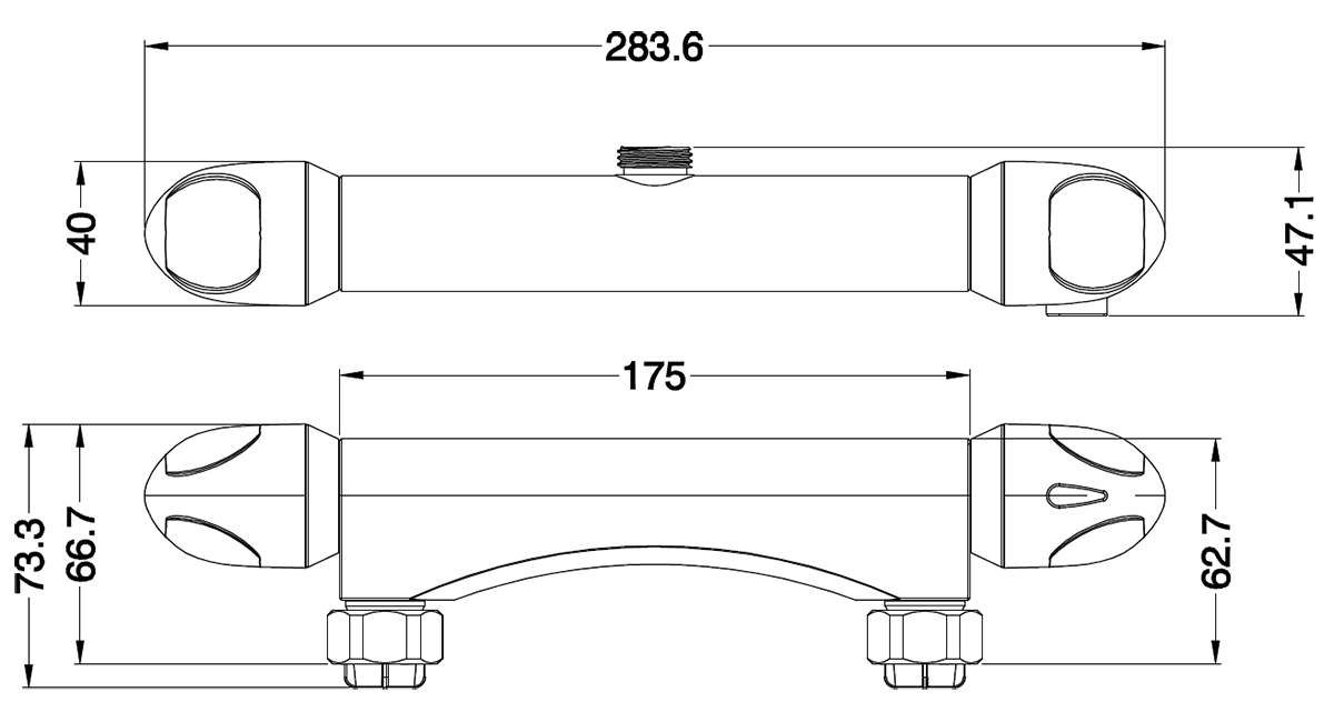 Technical drawing B3-11168 / TTMV02