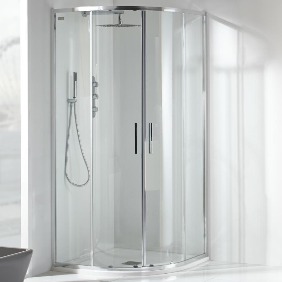 Champlain Plus 1000 x 1000mm Quadrant Shower Enclosure