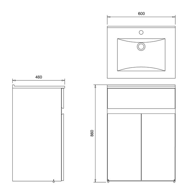 Technical drawing B3-11301 / AD42G