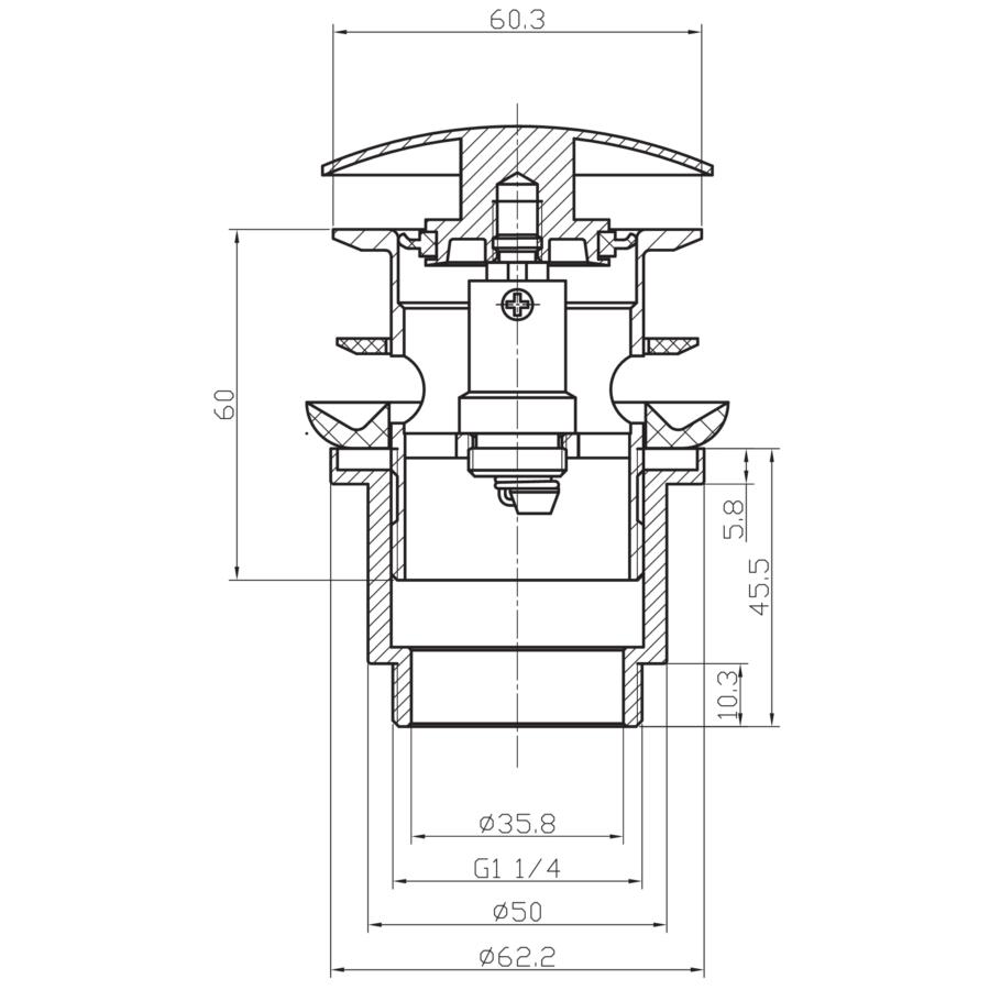 Technical drawing B3-12192 / MBWA0103