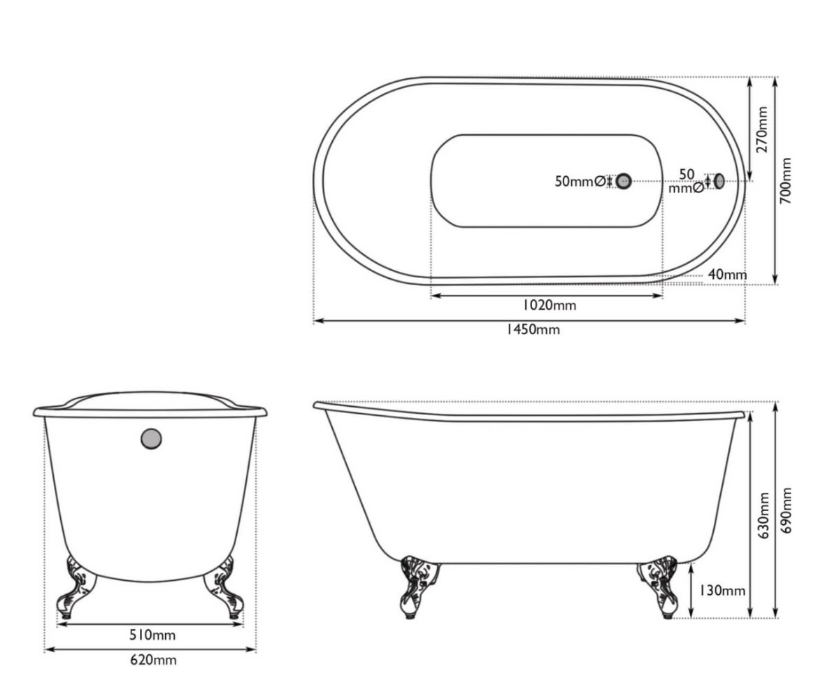 Technical drawing B3-20264 / HUR029
