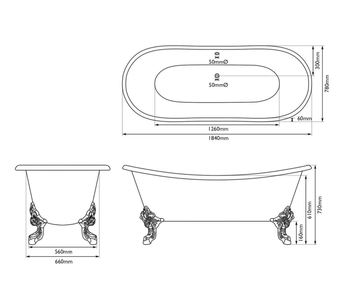 Technical drawing B3-20265 / HUR034