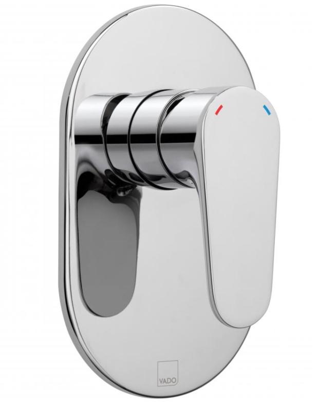 Vado Ascent Concealed Manual Shower Valve