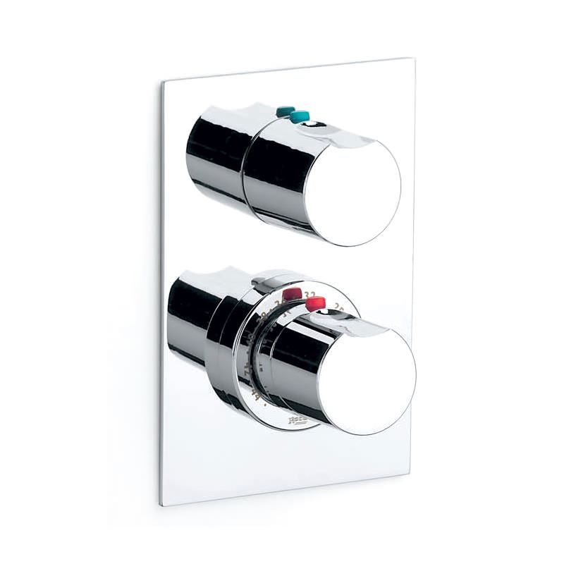 Roca Moai Built-In Thermostatic Bath or Shower Valve