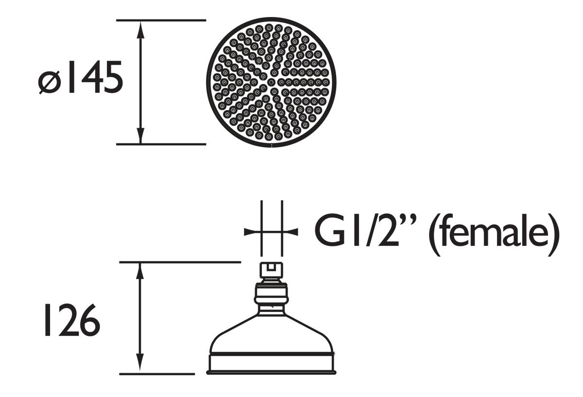 Technical drawing B3-21594 / FH TDRD01 C