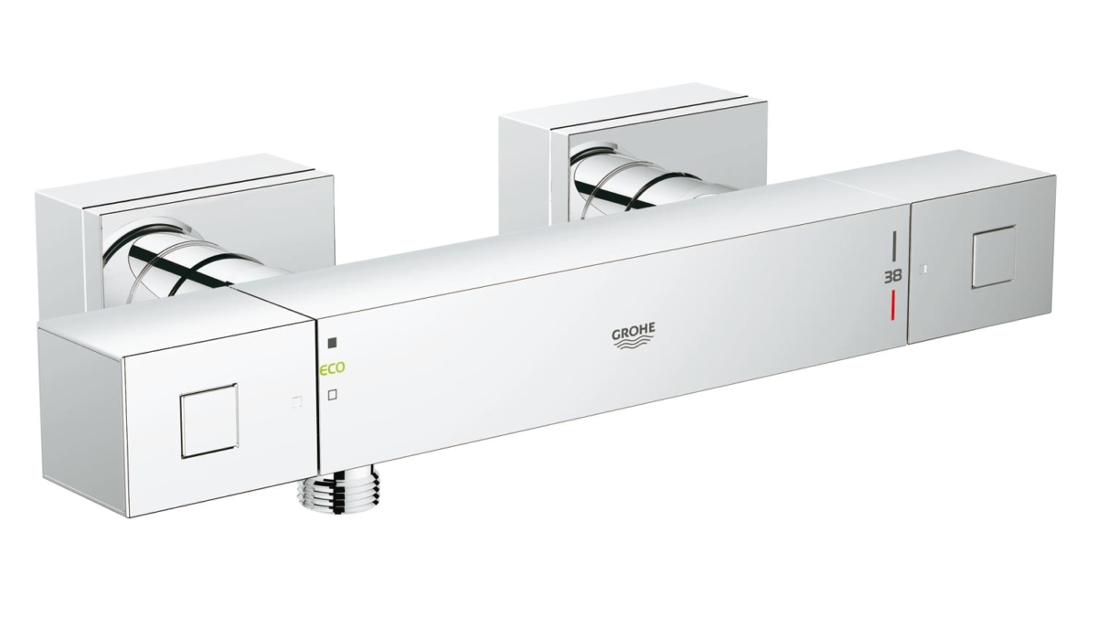 Grohe Grohtherm Cube Thermostatic Shower Mixer Valve