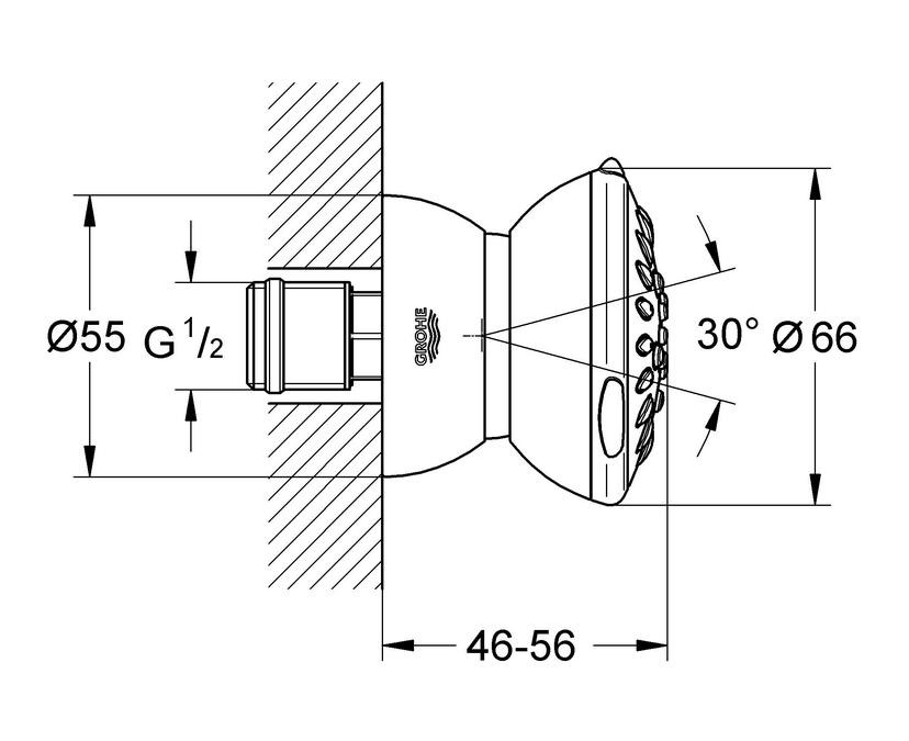 Technical drawing B3-21746 / 28517000