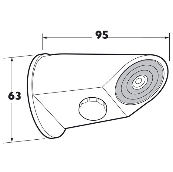 Technical drawing B3-15911 / AVSH001