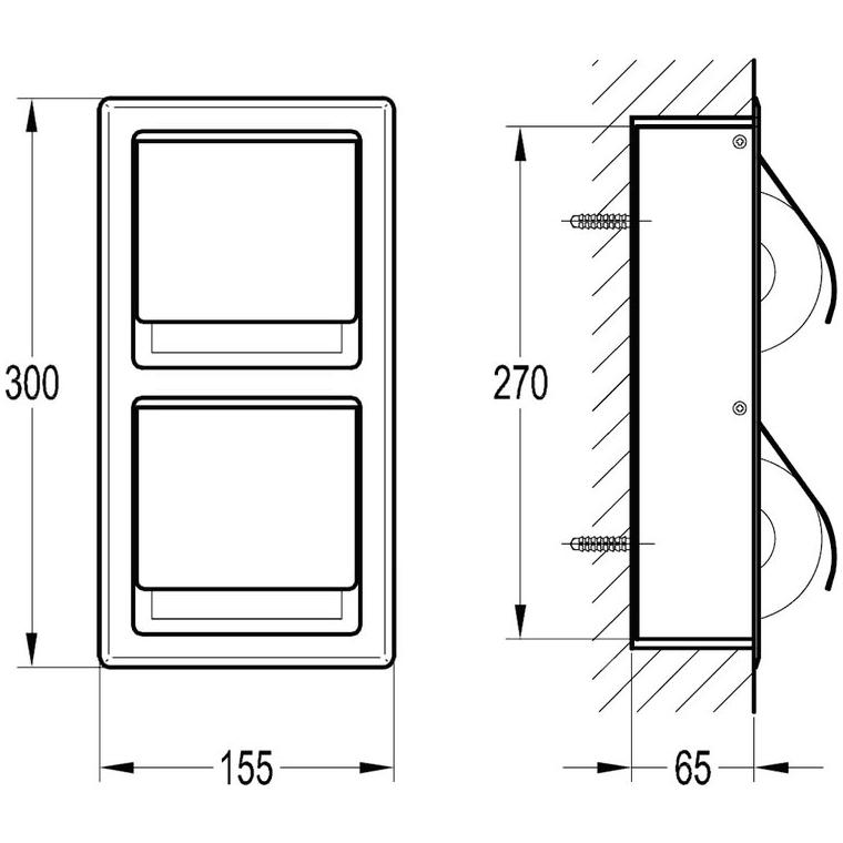 Technical drawing B3-16346 / GL8965A