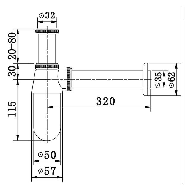 Technical drawing B3-16390 / TB200