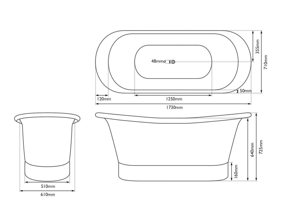Technical drawing B3-20275 / SS039