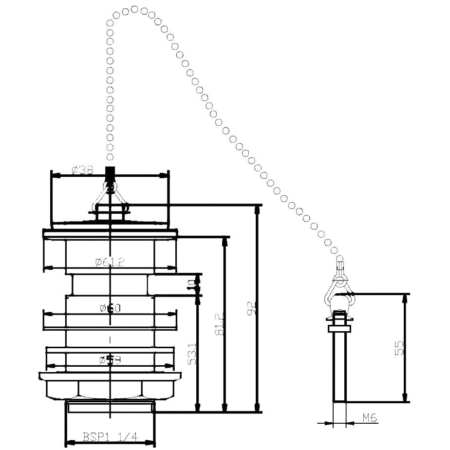 Technical drawing B3-12220 / E395