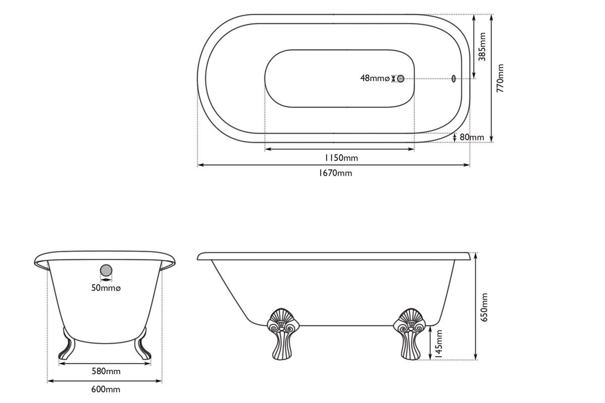 Technical drawing B3-14619 / EMP009