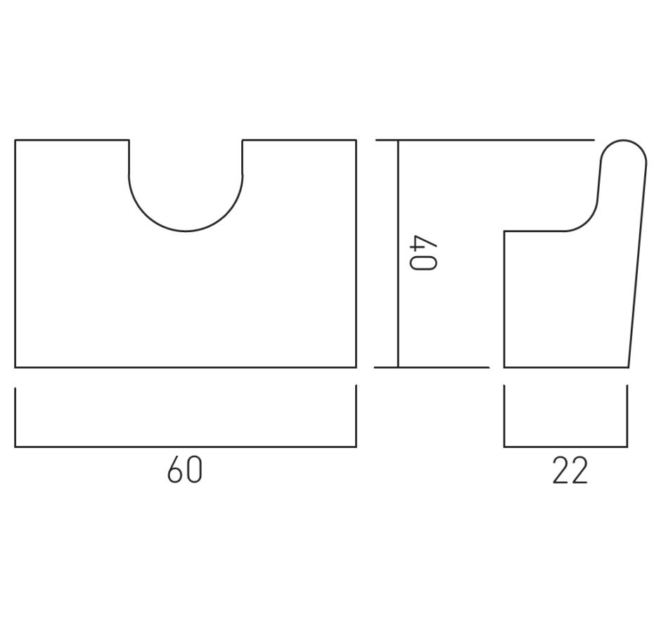 Technical drawing B3-19301 / ATO-186-C/P