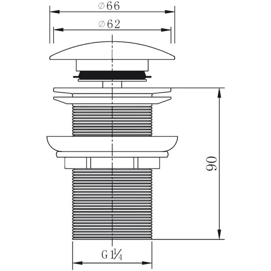 Technical drawing B3-23026 / CB101