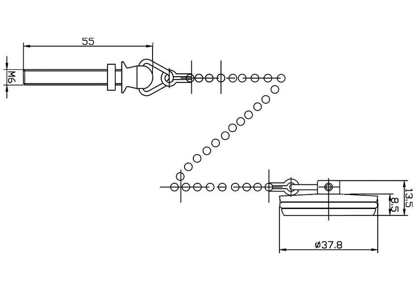 Technical drawing B3-15979 / E343
