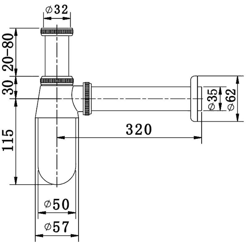 Technical drawing B3-23070 / TB200