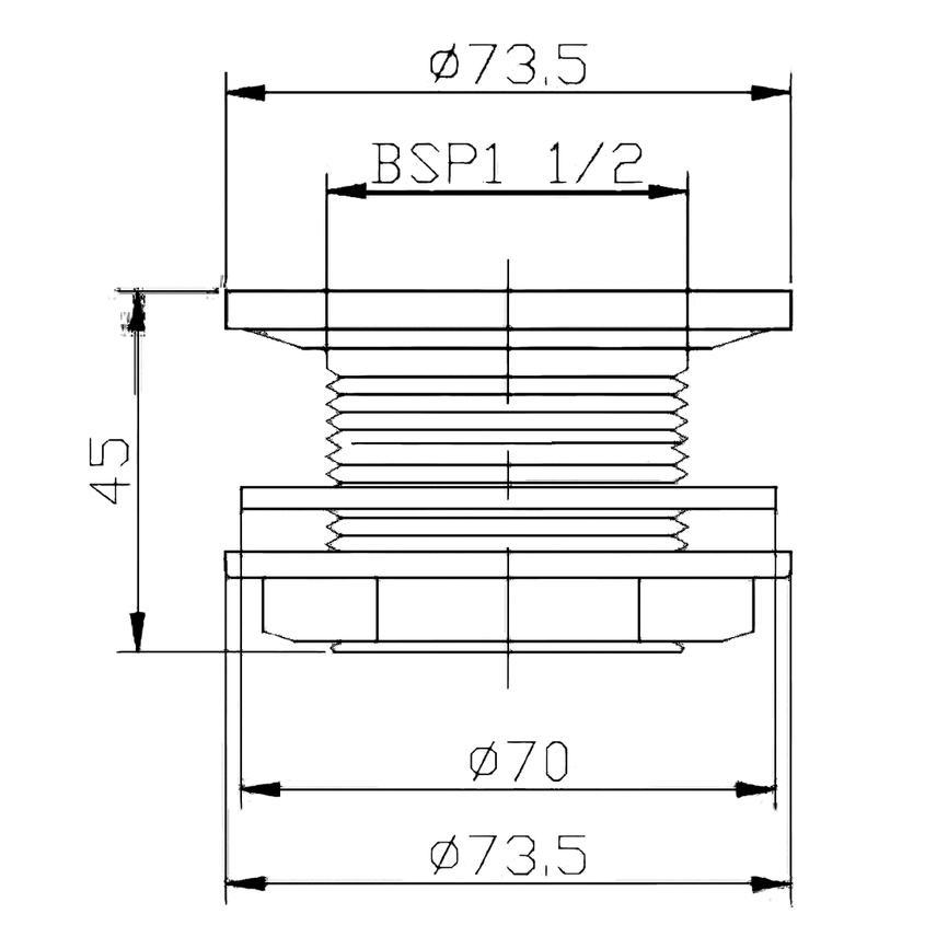 Technical drawing B3-21327 / BEO-2148