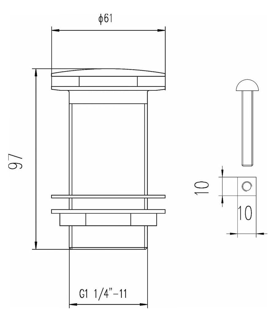 Technical drawing B3-21328 / BEO-2183