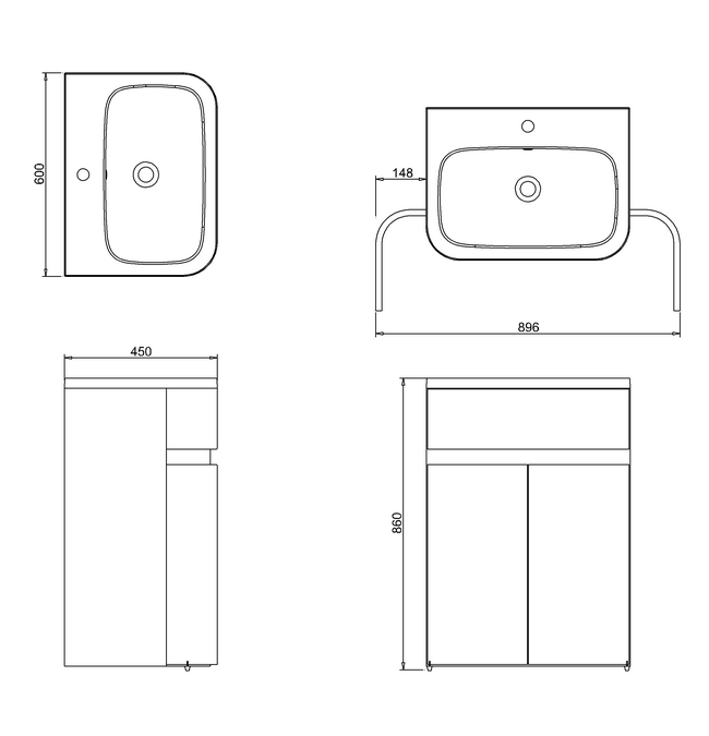 Technical drawing B3-14250 / AG41G